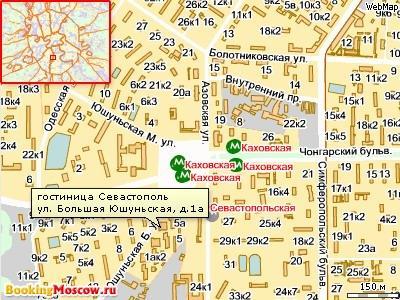 Как добраться из Внуково до метро